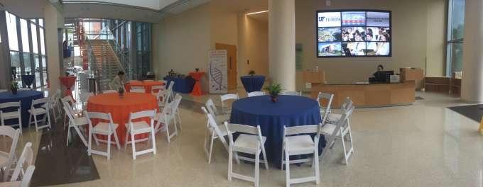 Lobby Tables