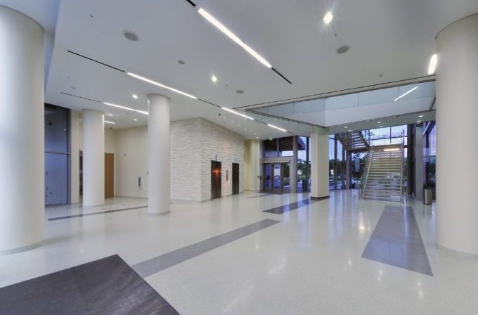 Lake Nona Ground Floor Lobby
